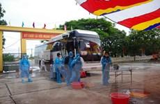 Hưng Yên tiếp nhận gần 200 công dân về từ Liên bang Nga