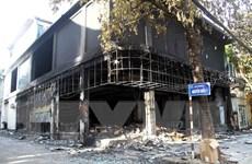 Nghệ An: Điều tra nguyên nhân vụ cháy làm 6 người tử vong ở phòng trà