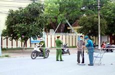 Giãn cách theo Chỉ thị 15 toàn bộ thành phố Vinh, huyện Diễn Châu