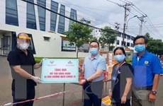 Phong tỏa 6 xí nghiệp, nhà máy, xưởng may ở TP.HCM để chống dịch