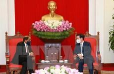 Việt Nam coi trọng hợp tác với các nước khu vực, trong đó có Singapore
