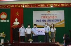 Thừa Thiên-Huế: Hơn 4,2 tỷ đồng và hiện vật ủng hộ phòng, chống dịch