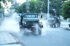 Giãn cách xã hội 3 phường ở Thuận An để phòng, chống dịch