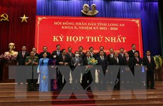 Long An bầu các chức danh lãnh đạo chủ chốt HĐND, UBND tỉnh