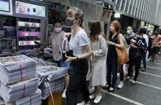 """Hong Kong: Từ đỉnh cao Next Digital đến """"dấu chấm hết"""" với Apple Daily"""