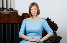 Tổng thống Estonia trở thành nhà vận động toàn cầu của LHQ vì phụ nữ