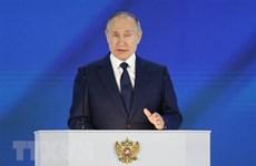 Ủy ban Đối ngoại chính quyền St. Petersburg kỷ niệm 30 năm thành lập