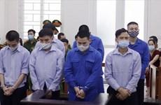 Phạt tù nhóm giang hồ cưỡng đoạn tài sản của chủ doanh nghiệp
