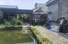 Thái Bình: Khởi tố bị can vụ thảm án con rể giết bố, mẹ vợ và vợ