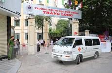 Thi tốt nghiệp THPT: Hà Nội sẵn sàng cho kỳ thi thành công, an toàn