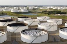 Giá dầu thô ngọt nhẹ Mỹ tăng lên mức cao nhất trong gần 7 năm qua