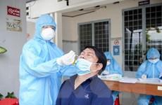 Một huyện ở An Giang giãn cách y tế và tạm dừng thi tốt nghiệp THPT