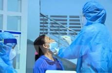 Bình Định test nhanh SARS-CoV-2 cho 30.000 người ở thành phố Quy Nhơn