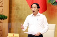 Phó Thủ tướng Lê Văn Thành: Giảm thiểu tối đa thiệt hại do mưa lũ