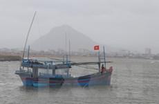 Bình Thuận không để tàu cá khai thác trái phép ở vùng biển nước ngoài