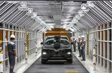 UNDP khuyến nghị chính sách phát triển ngành ôtô-xe điện Việt Nam