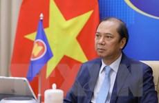 Thúc đẩy hơn nữa quan hệ đối tác chiến lược ASEAN-EU
