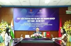 Kênh quan trọng để doanh nghiệp Việt Nam-Ấn Độ tìm cơ hội kinh doanh