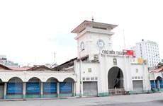 Hàng chục người bị xử phạt trong ngày đầu TP.HCM giãn cách xã hội