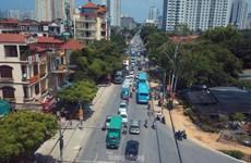 Hà Nội dành 5.600 tỷ đồng nâng cấp 2 tuyến đường trọng điểm ùn tắc