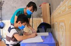 Từ ngày 19/7, học sinh tỉnh Bắc Ninh quay trở lại trường học