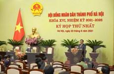 Thí điểm bố trí chức danh đại biểu chuyên trách của HĐND Hà Nội