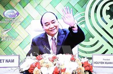 Bài phát biểu của Chủ tịch nước tại phiên họp các nhà lãnh đạo APEC