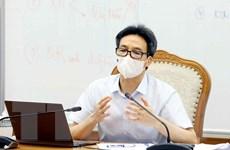 PTT Vũ Đức Đam: TP.HCM siết chặt quản lý và hạn chế lây nhiễm chéo