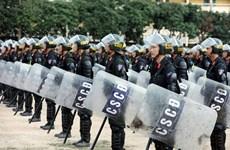 Cảnh sát Nhân dân - Xứng đáng sự tin yêu của Đảng, Nhà nước, nhân dân
