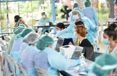 Ca nhiễm mới ở Thái Lan tăng cao, Malaysia duyệt 2 bộ xét nghiệm nhanh