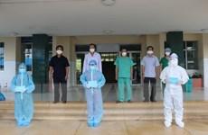 Thêm nhiều bệnh nhân COVID-19 khỏi bệnh và được xuất viện