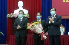 Chánh Văn phòng UBND tỉnh Quảng Nam giữ chức Phó Chủ tịch tỉnh