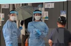 Hàn Quốc lập đỉnh mới với 1.896 ca mắc COVID-19 trong ngày