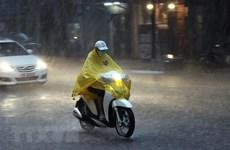 Bắc Bộ, Thanh Hóa mưa dông về đêm, đề phòng lũ và sạt lở đất vùng núi