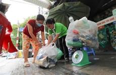Chất thải rắn sinh hoạt: Phân loại rác ở nguồn mang tính thử nghiệm