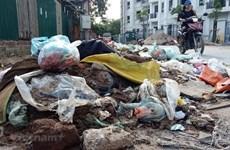 Gia tăng chất thải rắn sinh hoạt gây áp lực lớn đến môi trường