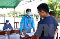 Ninh Thuận kéo dài thời gian thực hiện giãn cách xã hội thêm 7 ngày