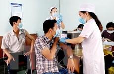 Thành phố Cần Thơ triển khai tiêm vaccine phòng COVID-19 đợt 4