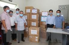 Tăng cường nhân lực y tế hỗ trợ TP.HCM và Bình Dương chống dịch