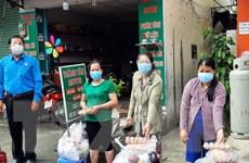 TP.HCM: Hỗ trợ 10.000 phần quà cho công nhân ở KCN, khu chế xuất