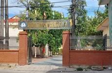 45 người tham gia, hơn 2.100 điểm có dấu hiệu sửa, xóa ở THCS Ngư Lộc