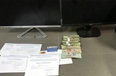 Bắc Giang: Triệt phá đường dây đánh bạc qua ứng dụng trò chơi điện tử