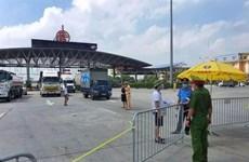 Phạt nặng đối tượng lợi dụng xe cứu hộ chở người qua chốt kiểm soát