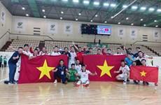 Futsal Việt Nam đặt mục tiêu vào vòng 1/8 FIFA Futsal World Cup 2021