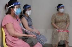 Phụ nữ mang thai chủ động chăm sóc bản thân trong mùa dịch COVID-19