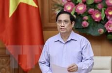 Thủ tướng Phạm Minh Chính: Chung sức, đồng lòng vì sức khỏe nhân dân