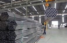 Chấm dứt điều tra chống bán phá, trợ cấp ống thép chính xác Việt Nam
