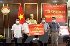 Quảng Nam: Nhận hỗ trợ và xử lý nghiêm vi phạm về phòng, chống dịch