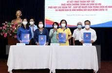 Doanh nghiệp tiếp ứng khu cách ly, phong tỏa tại TP Hồ Chí Minh