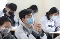 Hà Nội xây dựng phương án tổ chức dạy học linh hoạt, bảo đảm an toàn